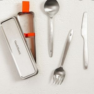 Small Hours On the Go Cutlery Set with case